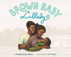 brown baby lullaby shelves bookstore